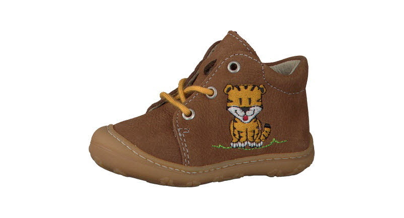 Kinderschuh Ricosta Lucky curry